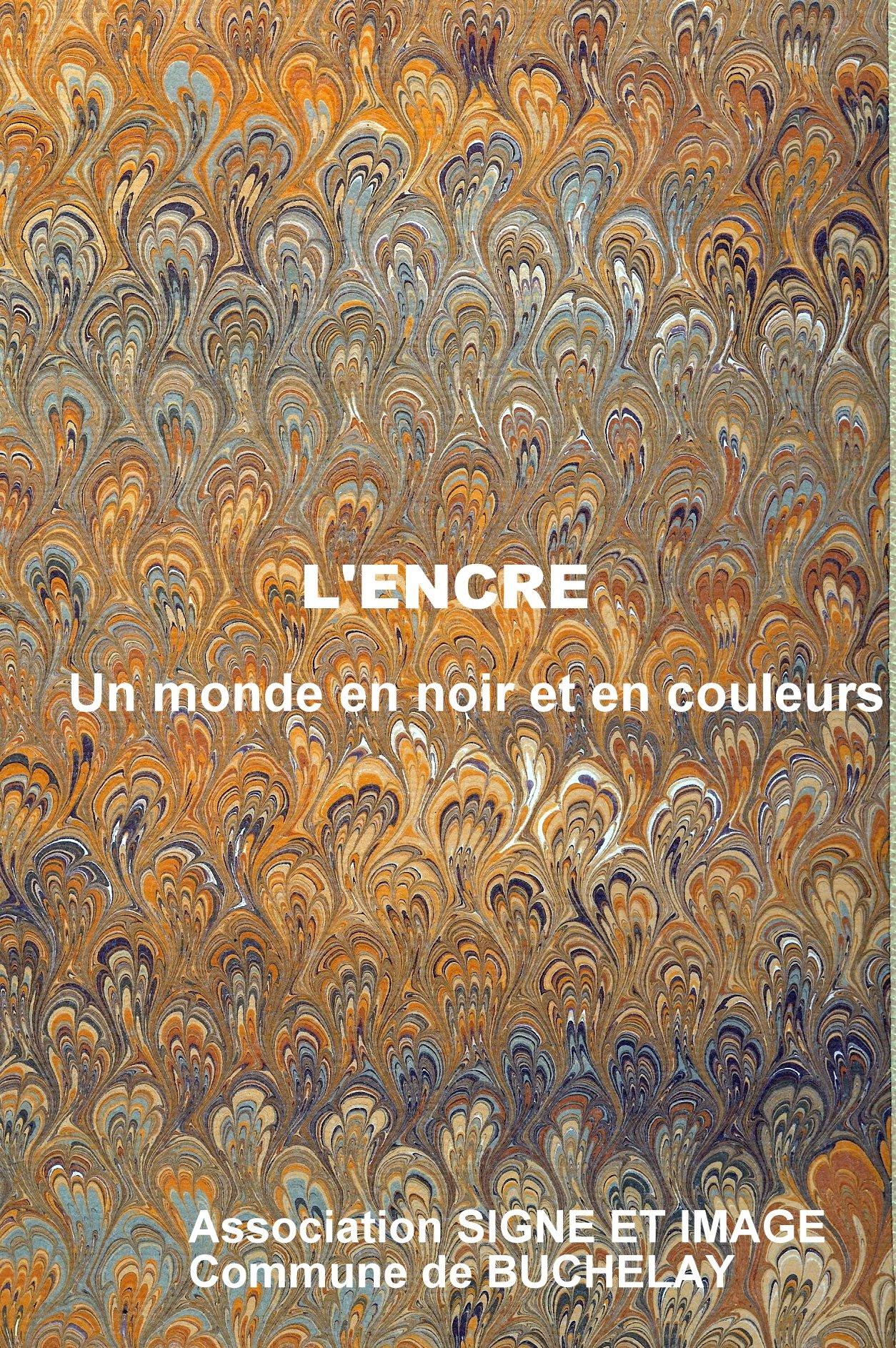 AFFICHE L'ENCRE